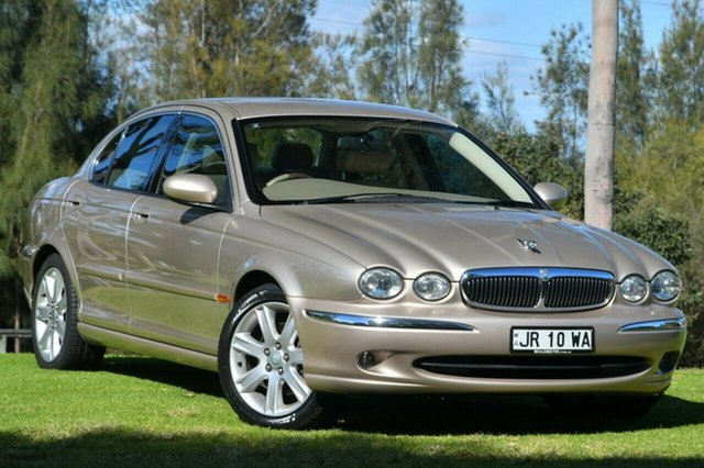 Used Jaguar X-Type LS, Welshpool, 2003 Jaguar X-Type LS Sedan