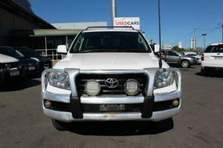 2011 Toyota Landcruiser GXL Wagon.
