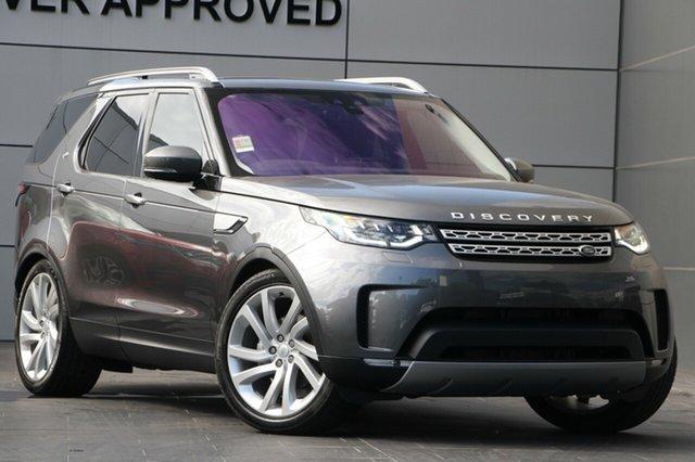 Demonstrator, Demo, Near New Land Rover Discovery TD6 HSE Luxury, Newstead, 2018 Land Rover Discovery TD6 HSE Luxury Wagon