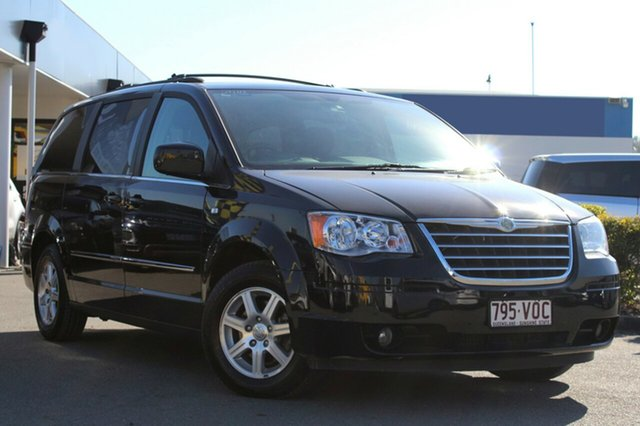 Used Chrysler Grand Voyager Touring, Bowen Hills, 2008 Chrysler Grand Voyager Touring Wagon