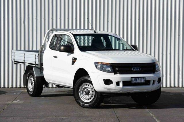 Used Ford Ranger XL 3.2 (4x4), Sebastopol, 2014 Ford Ranger XL 3.2 (4x4) Super Cab Chassis