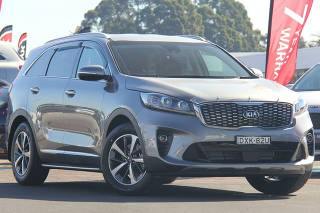 Demonstrator, Demo, Near New Kia Sorento SLi, Southport, 2018 Kia Sorento SLi SUV