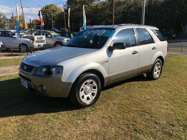Used Ford Territory TX (4x4), Clontarf, 2004 Ford Territory TX (4x4) Wagon