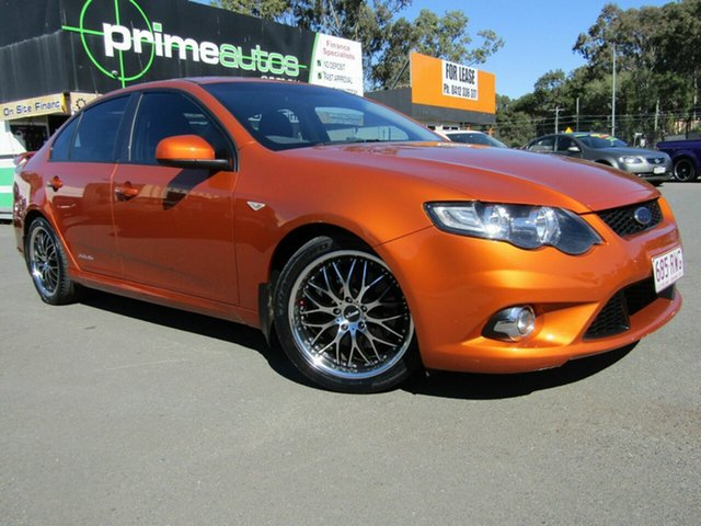 Used Ford Falcon XR6T, Loganholme, 2011 Ford Falcon XR6T Sedan