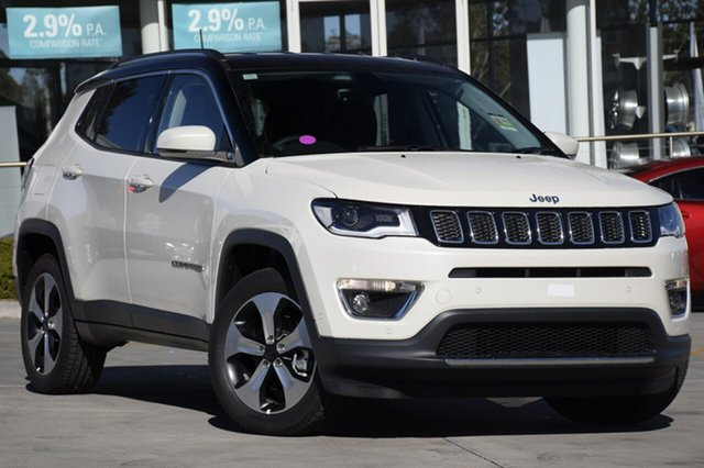 New Jeep Compass Limited, Narellan, 2018 Jeep Compass Limited SUV
