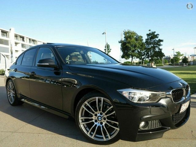 Used BMW 320i M Sport, Albion, 2014 BMW 320i M Sport Sedan