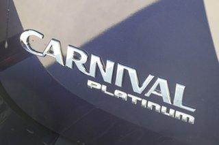 2018 Kia Carnival Platinum.