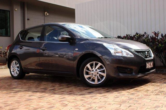 Used Nissan Pulsar ST, Cairns, 2014 Nissan Pulsar ST Hatchback