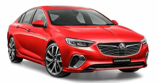 New Holden Commodore VXR Liftback AWD, Atherton, 2018 Holden Commodore VXR Liftback AWD Liftback