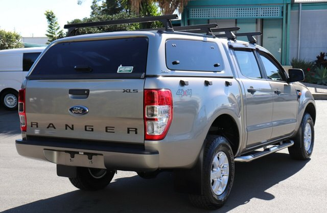 Used Ford Ranger XLS Double Cab, Acacia Ridge, 2015 Ford Ranger XLS Double Cab PX Utility