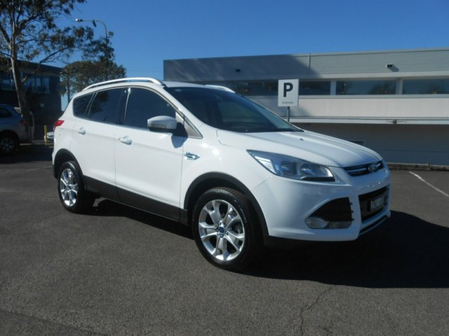 Used Ford Kuga Trend PwrShift AWD, Nowra, 2016 Ford Kuga Trend PwrShift AWD Wagon