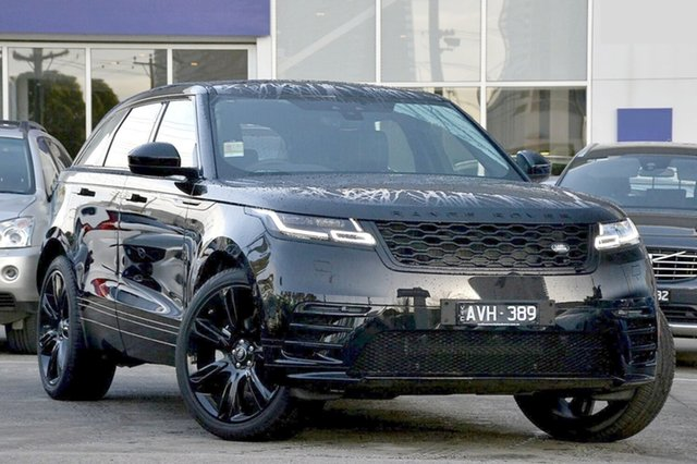 Demonstrator, Demo, Near New Land Rover Range Rover Velar D240 AWD R-Dynamic S, Port Melbourne, 2018 Land Rover Range Rover Velar D240 AWD R-Dynamic S Wagon