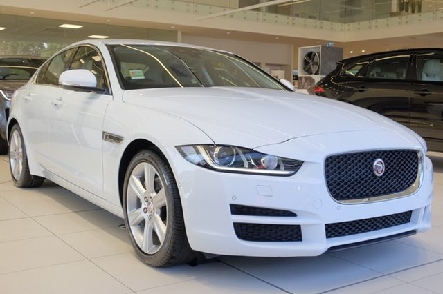 New Jaguar XE 20D Prestige, Newstead, 2017 Jaguar XE 20D Prestige Sedan