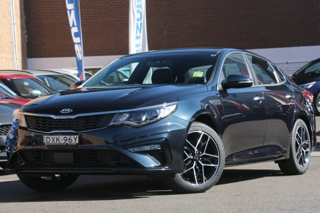 Demonstrator, Demo, Near New Kia Optima GT, Brookvale, 2018 Kia Optima GT Sedan