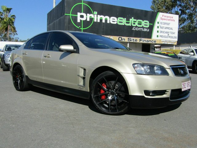 Used Holden Special Vehicles Senator Signature, Loganholme, 2007 Holden Special Vehicles Senator Signature Sedan