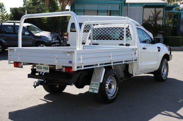 Used Ford Ranger XL 4x2 Hi-Rider, Acacia Ridge, 2016 Ford Ranger XL 4x2 Hi-Rider PX MkII Cab Chassis