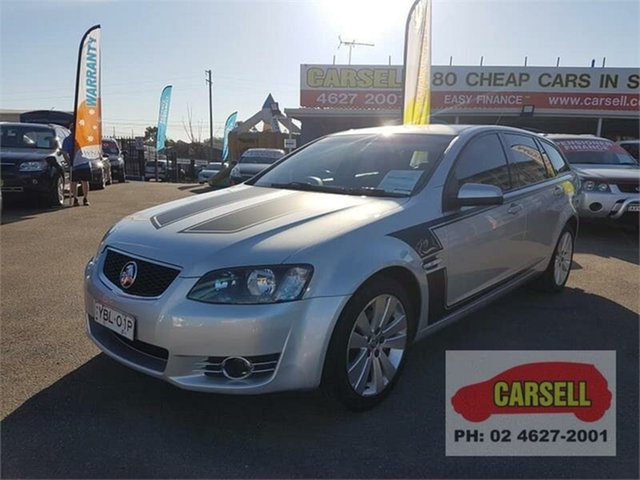 Used Holden Commodore Z Series, Campbelltown, 2013 Holden Commodore Z Series Wagon