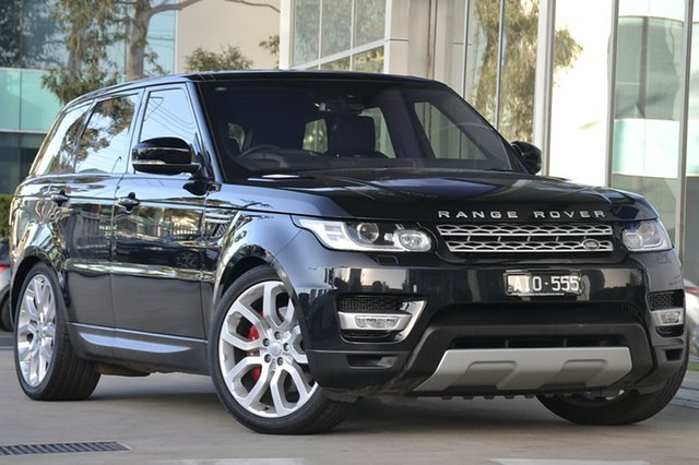 Used Land Rover Range Rover Sport SDV8 CommandShift HSE, Port Melbourne, 2016 Land Rover Range Rover Sport SDV8 CommandShift HSE Wagon