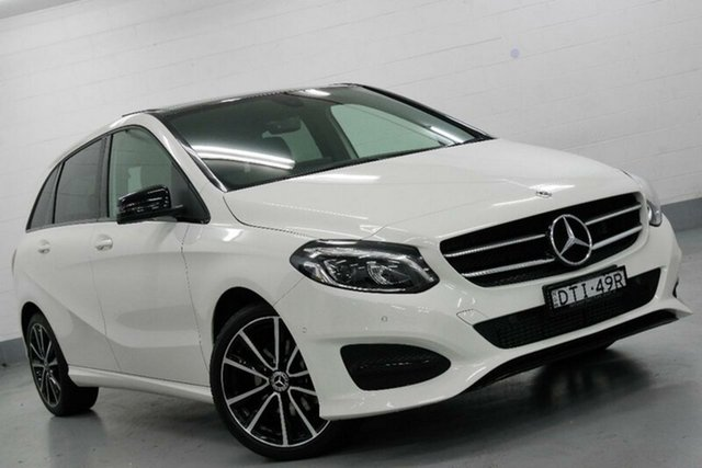 Used Mercedes-Benz B200 d DCT, Chatswood, 2017 Mercedes-Benz B200 d DCT Hatchback