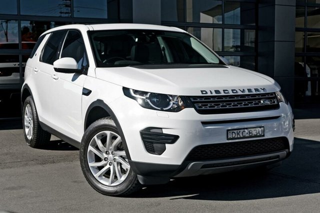 Used Land Rover Discovery Sport TD4 150 SE, Artarmon, 2016 Land Rover Discovery Sport TD4 150 SE Wagon