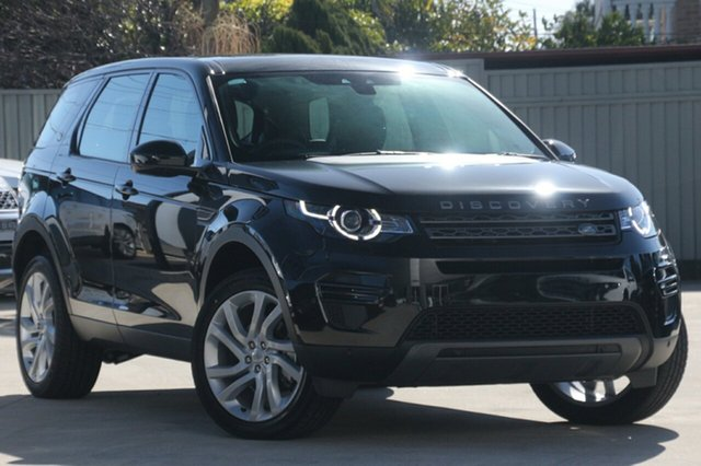 Demonstrator, Demo, Near New Land Rover Discovery Sport TD4 110kW SE, Blakehurst, 2017 Land Rover Discovery Sport TD4 110kW SE Wagon