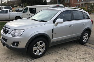 2011 Holden Captiva 5 (FWD) Wagon.