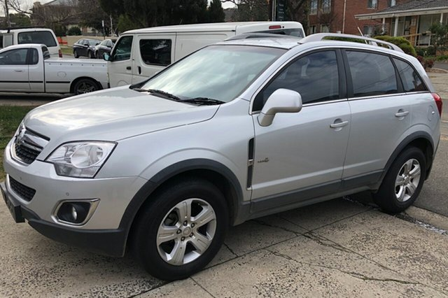 Used Holden Captiva 5 (FWD), Glen Waverley, 2011 Holden Captiva 5 (FWD) Wagon