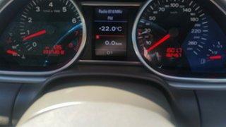 2008 Audi Q7 FSI Quattro Wagon.