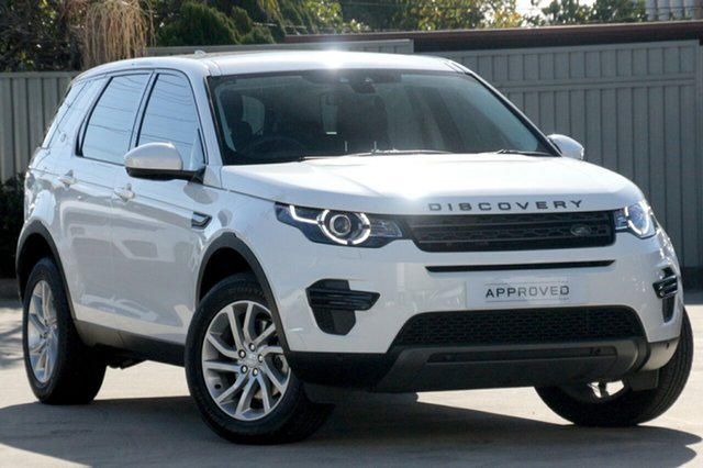 Used Land Rover Discovery Sport Si4 177kW SE, Blakehurst, 2017 Land Rover Discovery Sport Si4 177kW SE Wagon