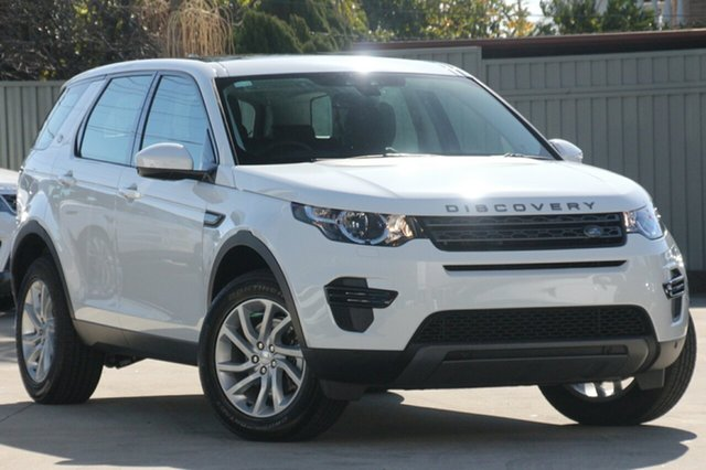 New Land Rover Discovery Sport TD4 110kW SE, Blakehurst, 2017 Land Rover Discovery Sport TD4 110kW SE Wagon