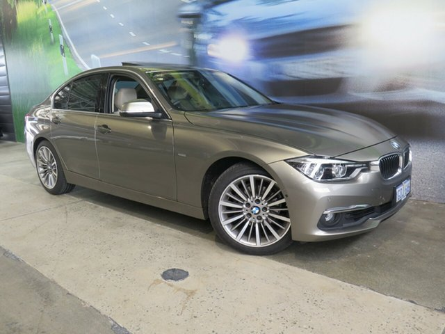 Used BMW 320i Luxury Line, Osborne Park, 2016 BMW 320i Luxury Line Sedan