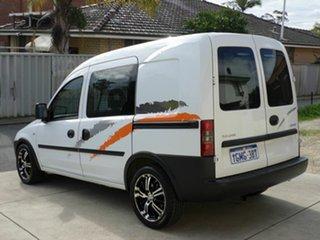 2011 Holden Combo Van.