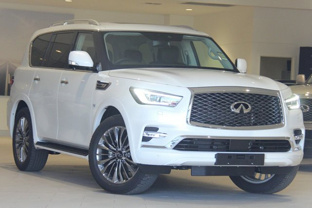 Discounted New Infiniti QX80 S Premium, Southport, 2018 Infiniti QX80 S Premium Wagon