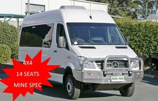 Used Mercedes-Benz Sprinter 519CDI High Roof LWB, Acacia Ridge, 2011 Mercedes-Benz Sprinter 519CDI High Roof LWB NCV3 MY11 Van