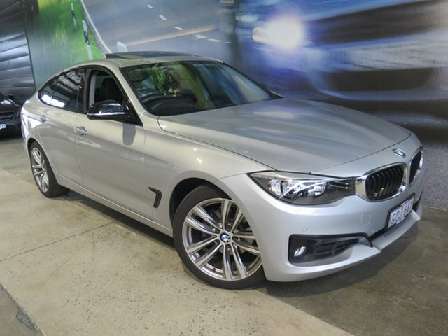 Used BMW 320d Sport Line Gran Turismo, Osborne Park, 2014 BMW 320d Sport Line Gran Turismo Hatchback