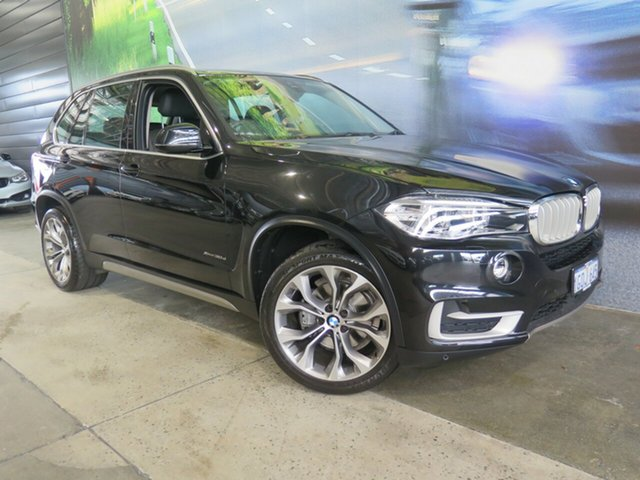 Used BMW X5 xDrive30d, Osborne Park, 2017 BMW X5 xDrive30d Wagon
