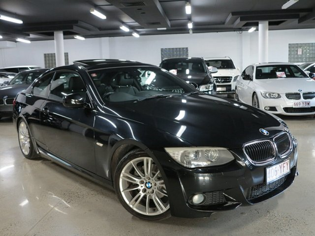 Used BMW 320d Steptronic, Albion, 2011 BMW 320d Steptronic Coupe