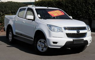 Used Holden Colorado LS Crew Cab 4x2, Acacia Ridge, 2014 Holden Colorado LS Crew Cab 4x2 RG MY15 Utility