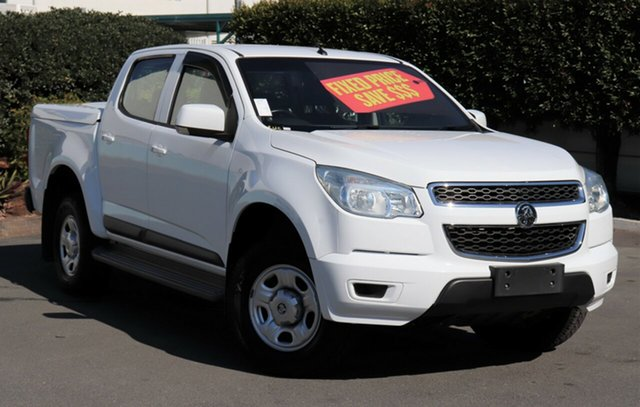 Used Holden Colorado LS Crew Cab, Acacia Ridge, 2014 Holden Colorado LS Crew Cab RG MY15 Utility