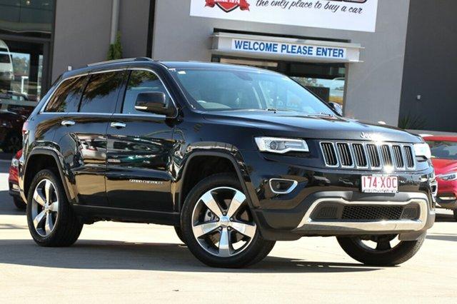 Used Jeep Grand Cherokee Limited, Moorooka, Brisbane, 2015 Jeep Grand Cherokee Limited Wagon
