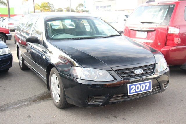 Used Ford Falcon with RWC & REG, Cheltenham, 2007 Ford Falcon with RWC & REG Wagon