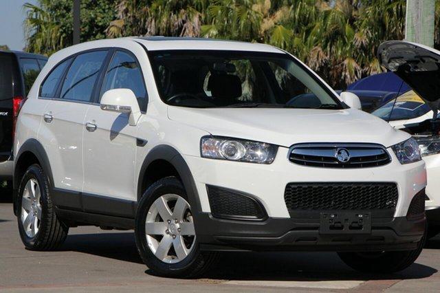 Discounted Used Holden Captiva 7 LS, Caloundra, 2014 Holden Captiva 7 LS Wagon