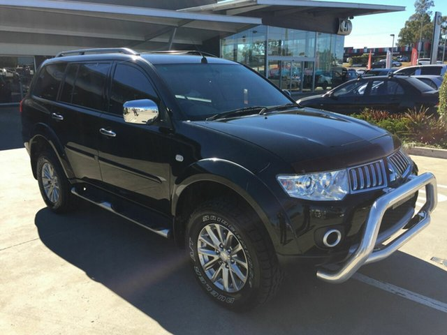 Discounted Used Mitsubishi Challenger XLS, Yamanto, 2010 Mitsubishi Challenger XLS Wagon