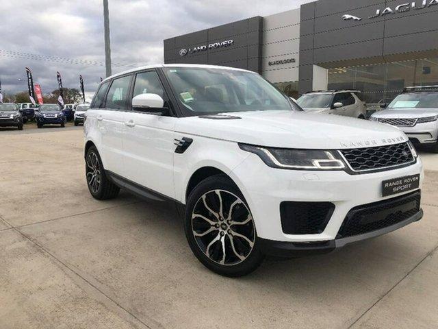 Demonstrator, Demo, Near New Land Rover Range Rover Sport TdV6 CommandShift SE, Lavington, 2018 Land Rover Range Rover Sport TdV6 CommandShift SE Wagon