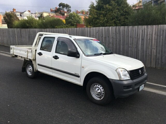 Used Holden Rodeo LX, North Hobart, 2005 Holden Rodeo LX Crew Cab Pickup