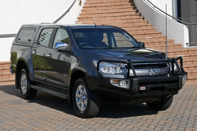 Discounted Used Holden Colorado LTZ Crew Cab, Southport, 2013 Holden Colorado LTZ Crew Cab Utility