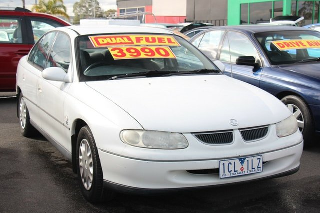 Used Holden Commodore Acclaim, Cheltenham, 2000 Holden Commodore Acclaim Sedan