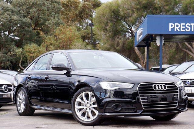 Used Audi A6 S tronic, Balwyn, 2017 Audi A6 S tronic Sedan