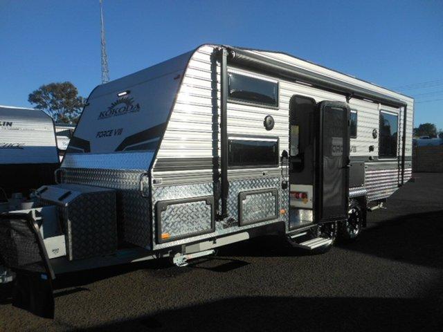 Discounted New Kokoda Force VIII X-Trail [ST1821], Pialba, 2018 Kokoda Force VIII X-Trail [ST1821] Caravan