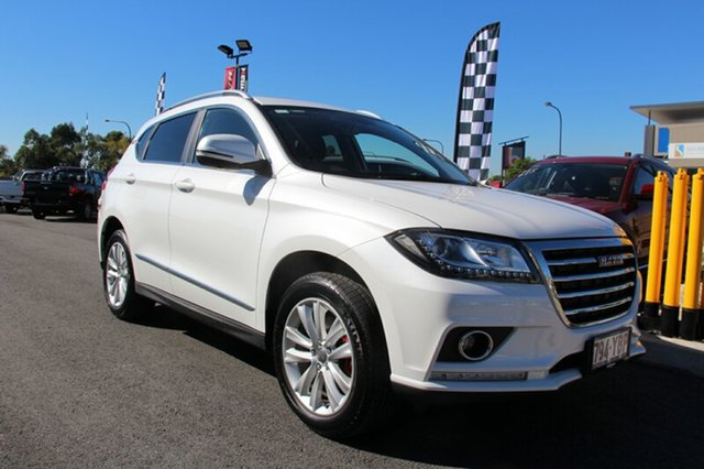 Demonstrator, Demo, Near New Haval H2 LUX 2WD, North Lakes, 2017 Haval H2 LUX 2WD Wagon